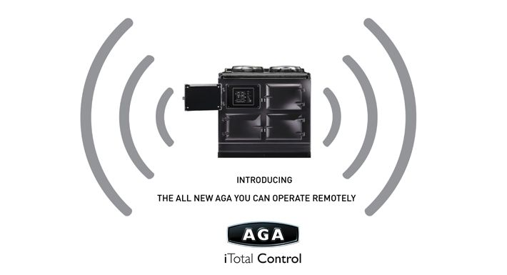 Sometimes, you're hungry when you get home, but are too tired to cook and too health-/wallet-conscious to order out. The AGA iTotal Control cooker is a unit with three ovens you can control remotely, so your roast and any side dishes can already be cooking when you leave work.