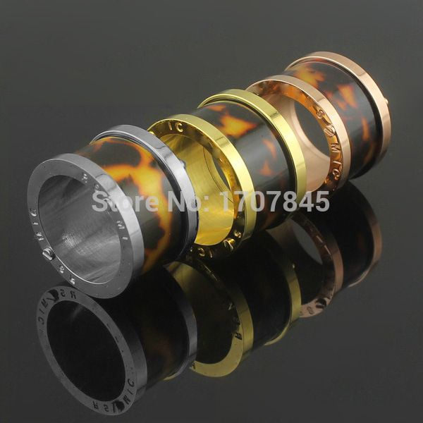 Aliexpress.com : Buy Fashion women stainless steel rings 18k gold plated 316L Stainless steel rings for lady (150104) from Reliable ring thin suppliers on ZIKK Brand Jewelry wholesale | Alibaba Group