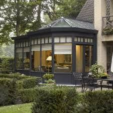 """Résultat de recherche d'images pour """"veranda brique et bois"""""""