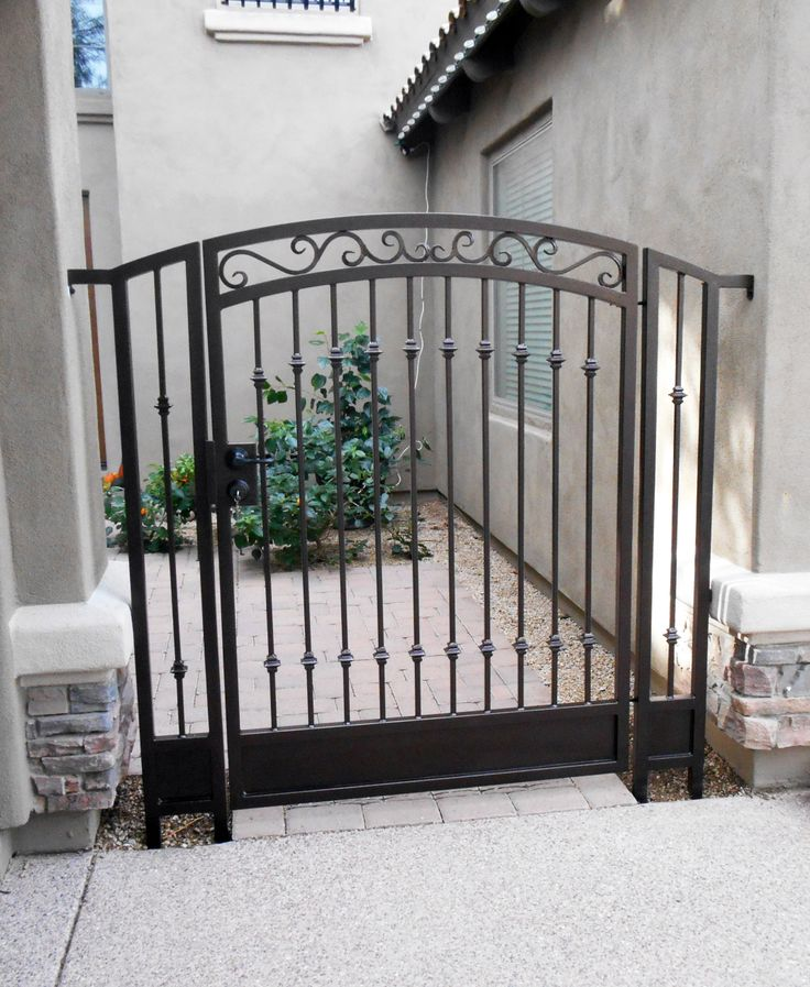 26 Best Courtyard Gates Images On Pinterest