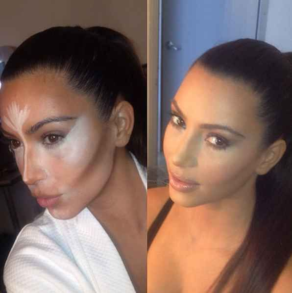 So, let's all go back to admiring the powers of the Kardashian clan's makeup and contouring and leave the surgery rumours alone. | Proof That Kylie Jenner Really Hasn't Had Lip Surgery