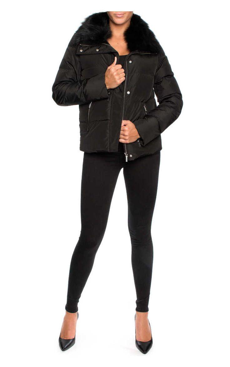 Jacka MF52F97YY4 BLACK - Michael - Michael Kors - Designers - Raglady