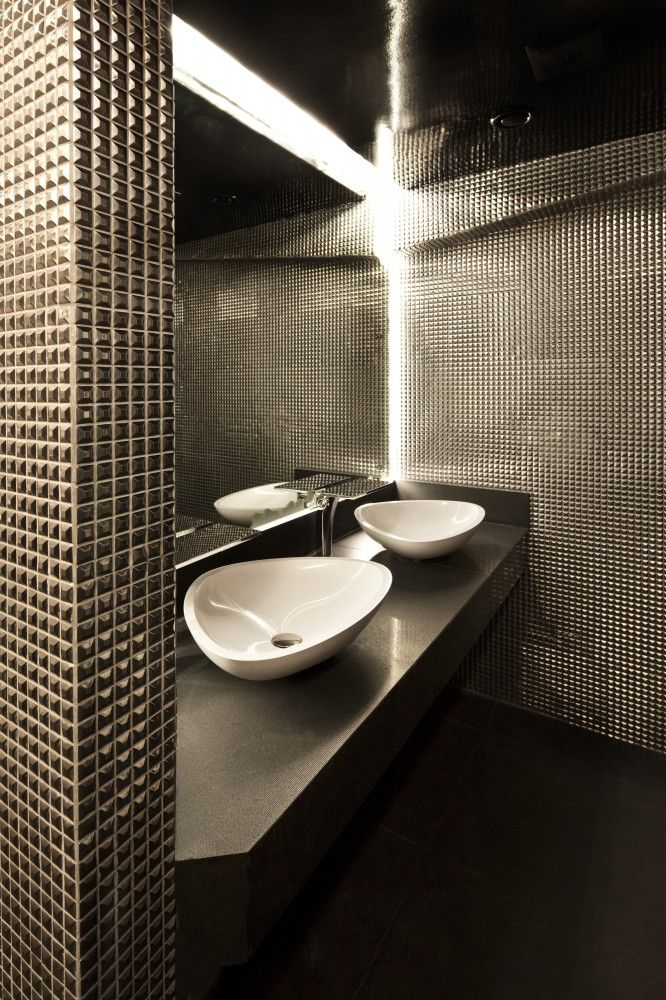 gallery of alegra mr important design 12 - Restaurant Bathroom Design