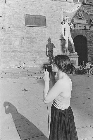 Lee Friedlander - Florence, Italy