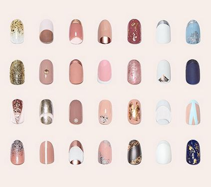 Mani Monday: Is Your #NailGame Work Appropriate? - SIMPLY STYLIST