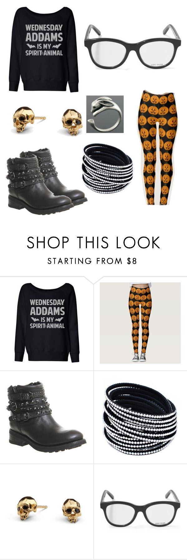 148 by shansunderwater on Polyvore featuring Ash, Kasun and Bobbi Brown Cosmetics