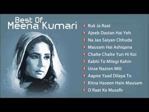 Best Of Meena Kumari Songs