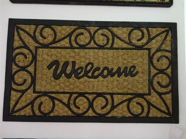 Coconut Fiber Carpet 5/ Tapete de Fibra de Coco5