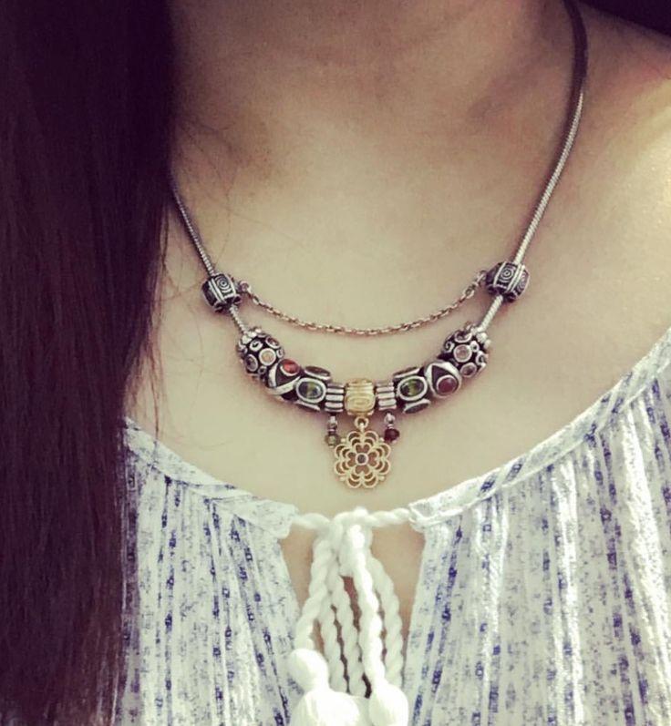 Captivating Pandora Necklace, Nerd