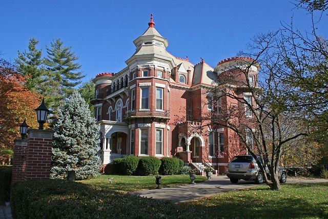 Victorian Castles Mansions Historic Homes Pinterest