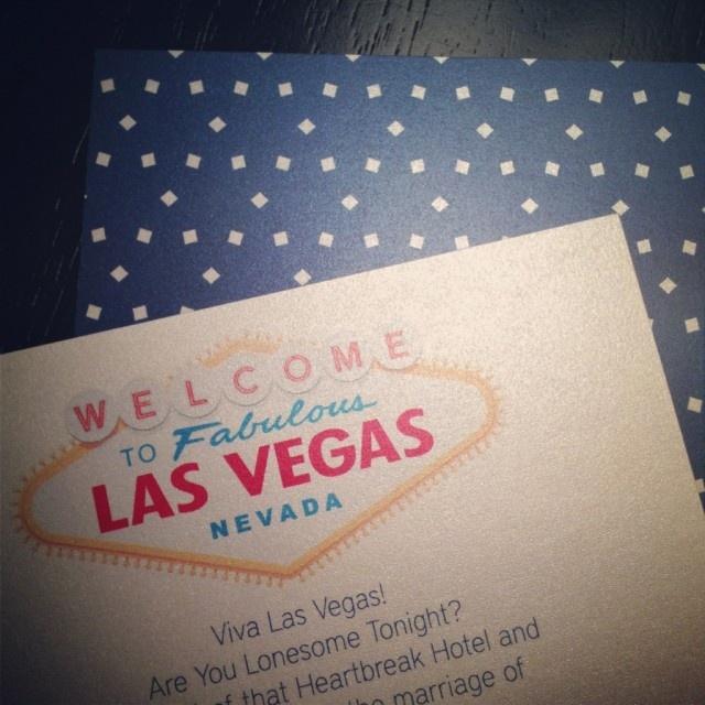 20 best las vegas wedding invitations images on pinterest