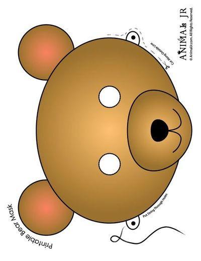 Teddy Bear Picnic Printables #teddybear #picnic #preschool #daycare