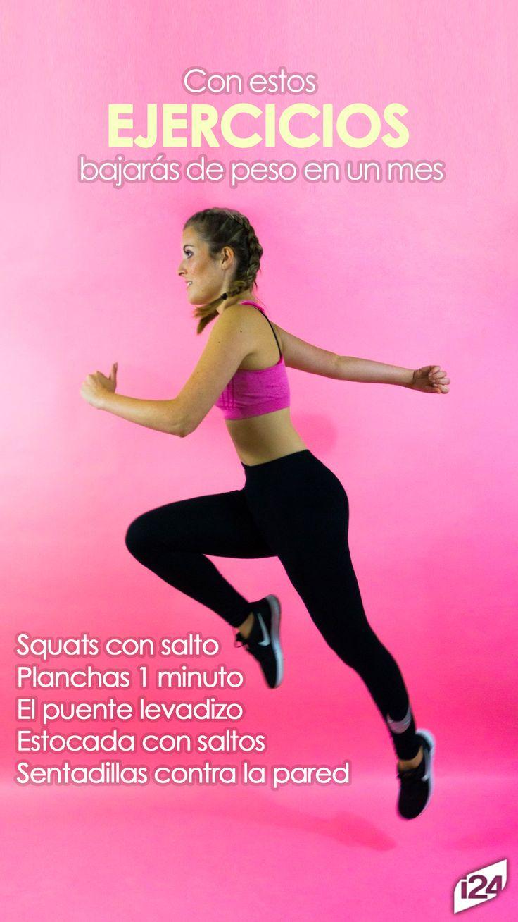 Estos ejercicios los puedes hacer en tu hogas así que anímate #Squats #Sport #Deporte #Salud #hogar