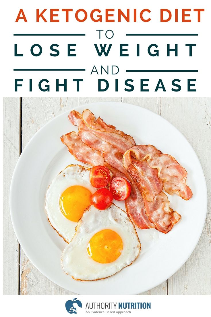 A Ketogenic Diet To Lose Weight And Fight Disease