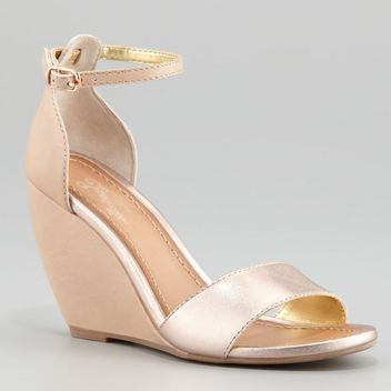 5 Pairs of Weddingworthy Wedges, for Brides Who Want to Walk Down the Aisle Without Breaking an Ankle! (Or Anyone Who Needs New Shoes for Summer!)