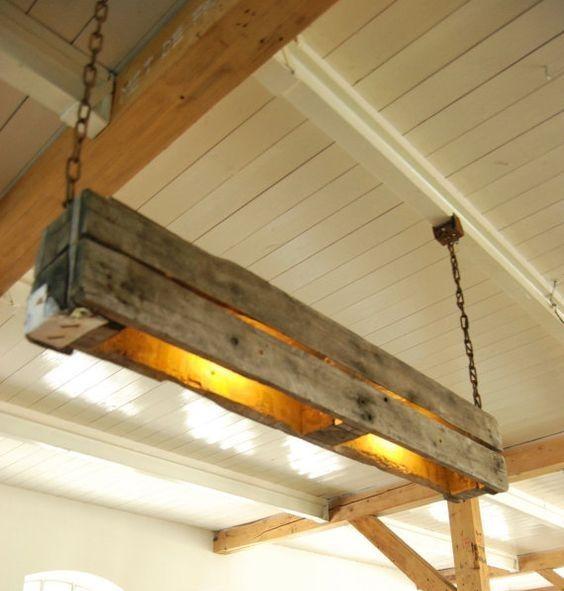 13 lampes de plafond à faire soi-même, elles attireront tous les regards ! - DIY Idees Creatives