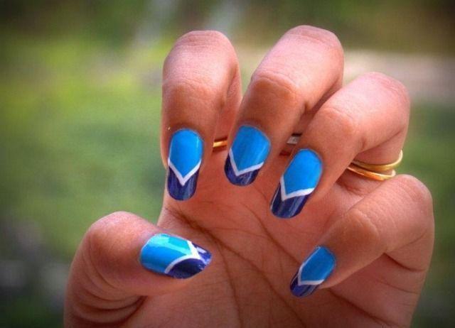 Visita para mais Nail Design Design de unhas de verão 25 ideias f #nageldesignsommer
