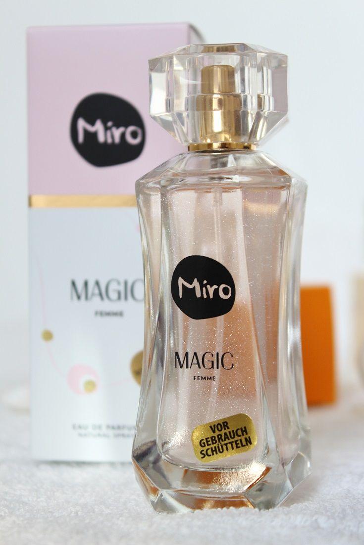 Miro Parfum – Tolle Düfte für kleines Geld - Miro Magic