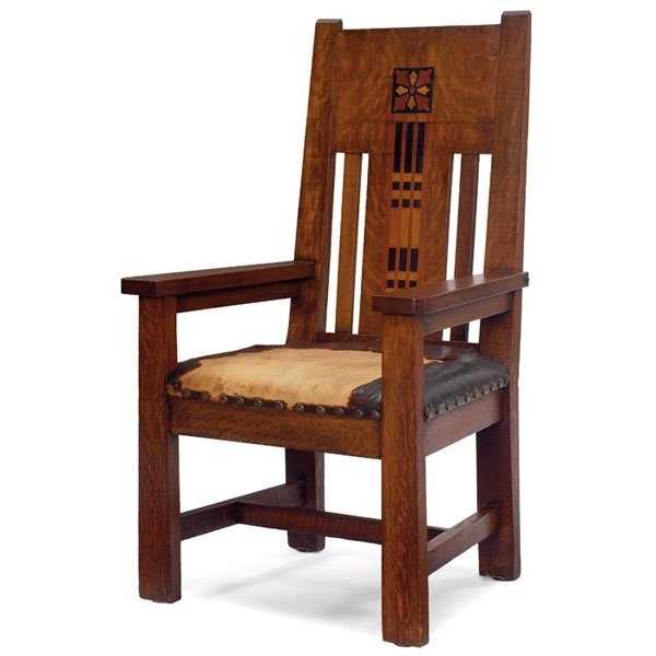 Shop Of The Crafters Armchair Craftsman Furniture