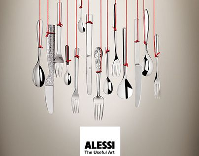 "Check out new work on my @Behance portfolio: ""ALESSI - The useful art"" http://be.net/gallery/40296245/ALESSI-The-useful-art"