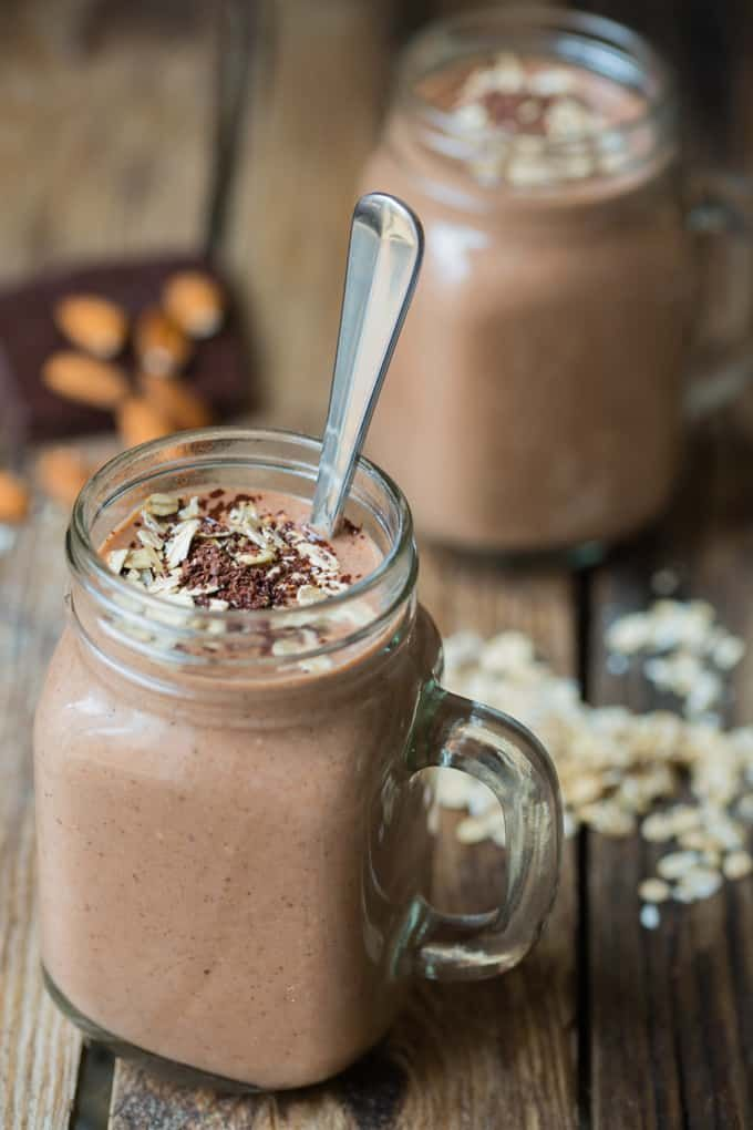 Oaty Chocolate hot smoothie - a quick and healthy hot smoothie for a cold  day | Winter smoothies, Hot smoothie, Winter smoothie recipes