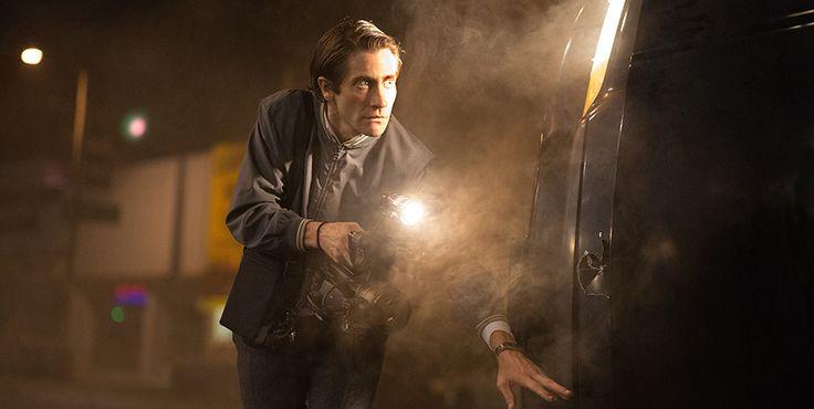 Film still for  Dan Gilroy's NIGHTCRAWLER - starring Jake Gyllenhaal - screening at #TIFF14