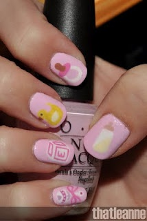 The 25 best baby girl nails ideas on pinterest baby showers baby girl nail art and some new scented candles prinsesfo Gallery