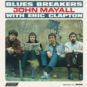 John Mayall & the Bluesbreakers with Eric Clapton
