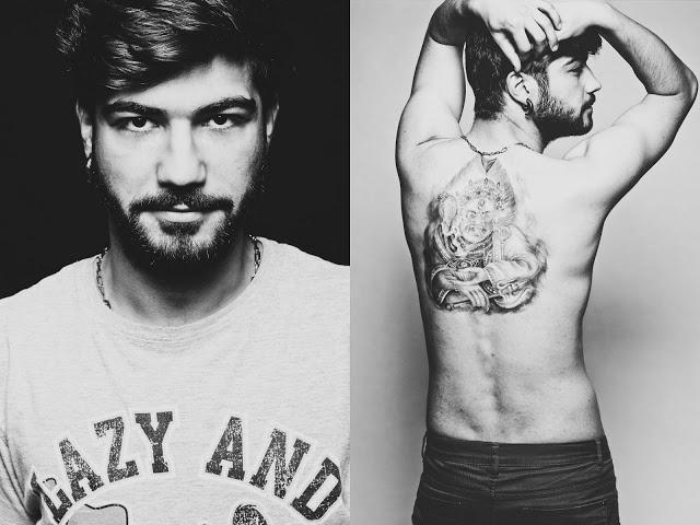 Beard & Tattoos by Ionut Cojocaru - 49jpg.blogspot.ro... #tattoos #beard #photo #photography #49jpg