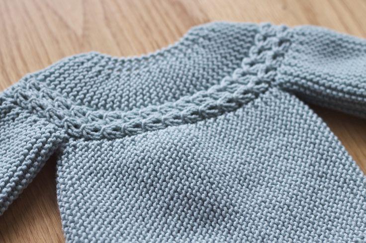 Suéter bebé Woolly