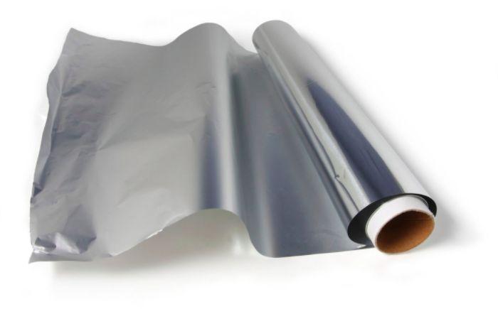 Aha, dit wisten wij niet: dít is waarom aluminiumfolie een gladde en een matte kant heeft