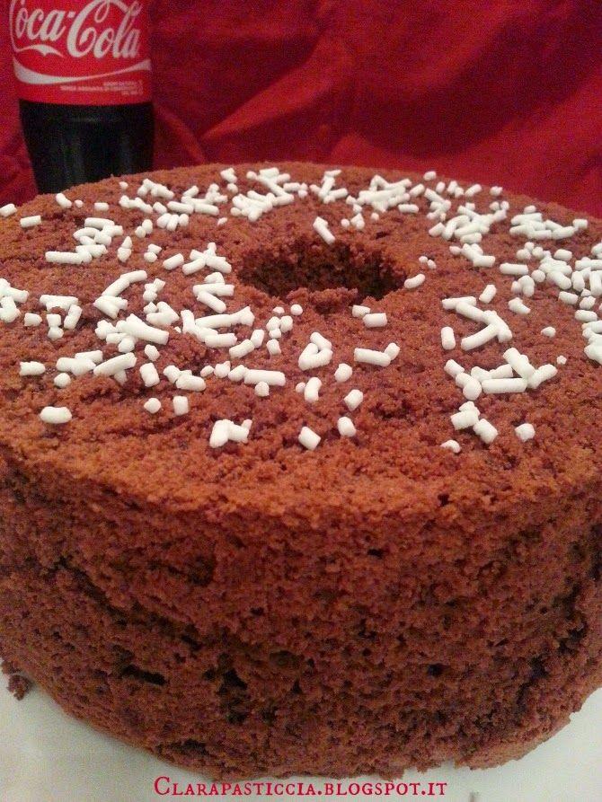 Chiffon Cake alla Coca Cola … la frizzante fluffosa! | Clara pasticcia