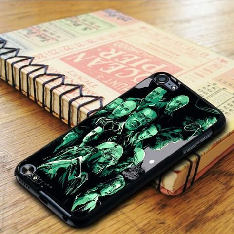 Breaking Bad Green Vector iPod 5 Touch Case