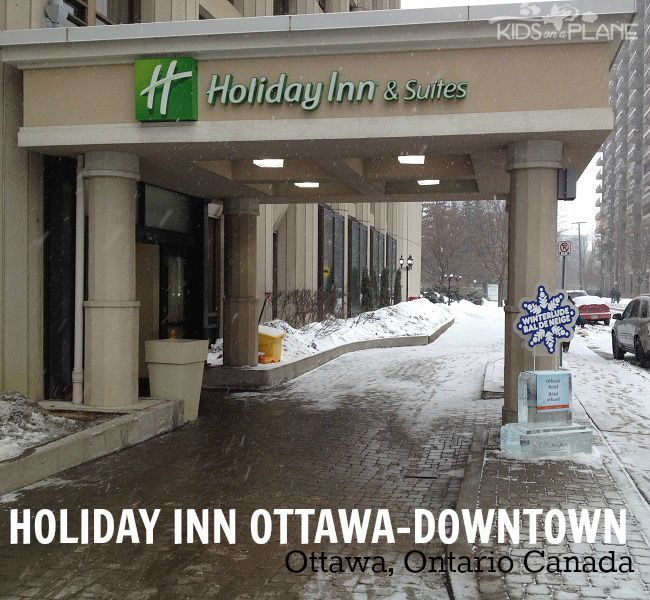 Heading to Ottawa for Winterlude next year? Check out why we love Holiday Inn Ottawa Downtown and read our hotel review
