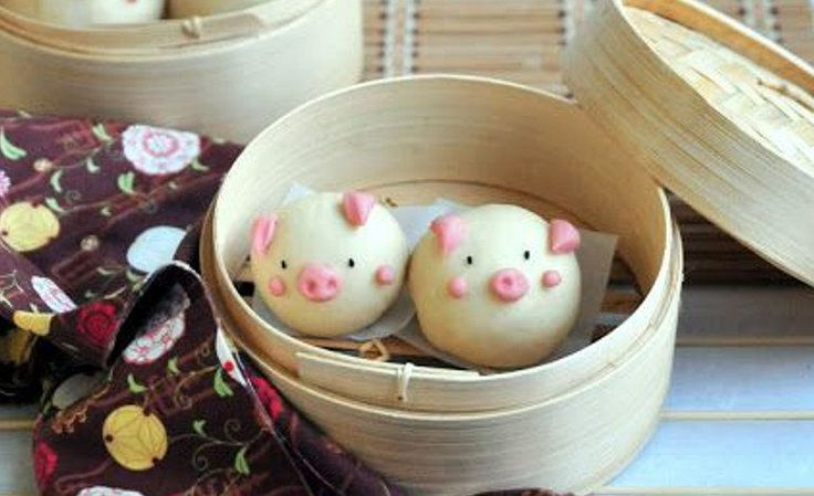 Vaporiera di bamboo: panini cinesi al vapore facilissimi
