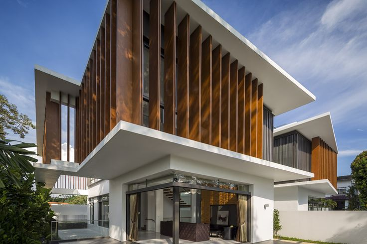 Namly View House » Wallflower Architecture + Design   Award winning Singapore architects