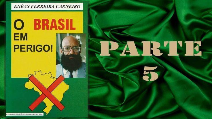 Enéas Carneiro - O Brasil em Perigo - Parte 5