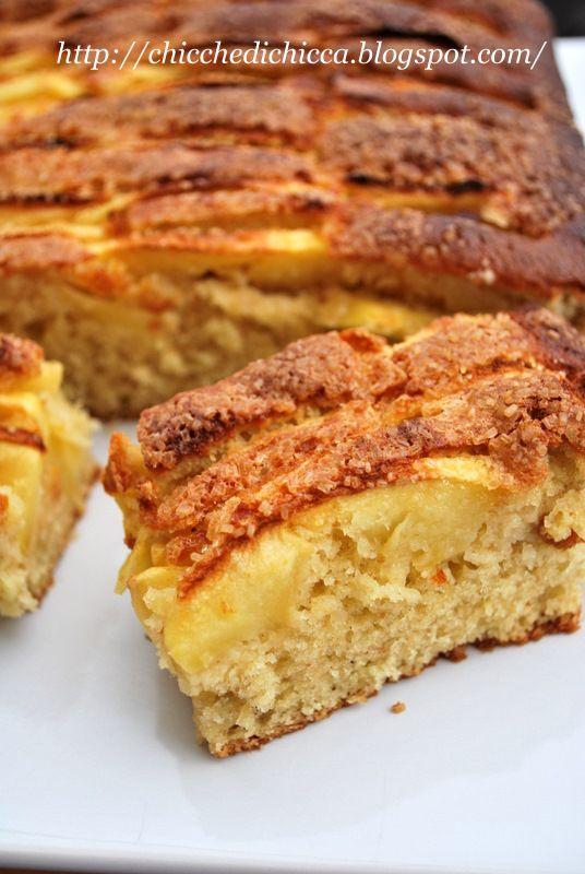 In genere le torte di mele mi piace farle in autunno, ma qui a noi la settimana scorsa ha fatto veramente freddo e quindi una torta che ...