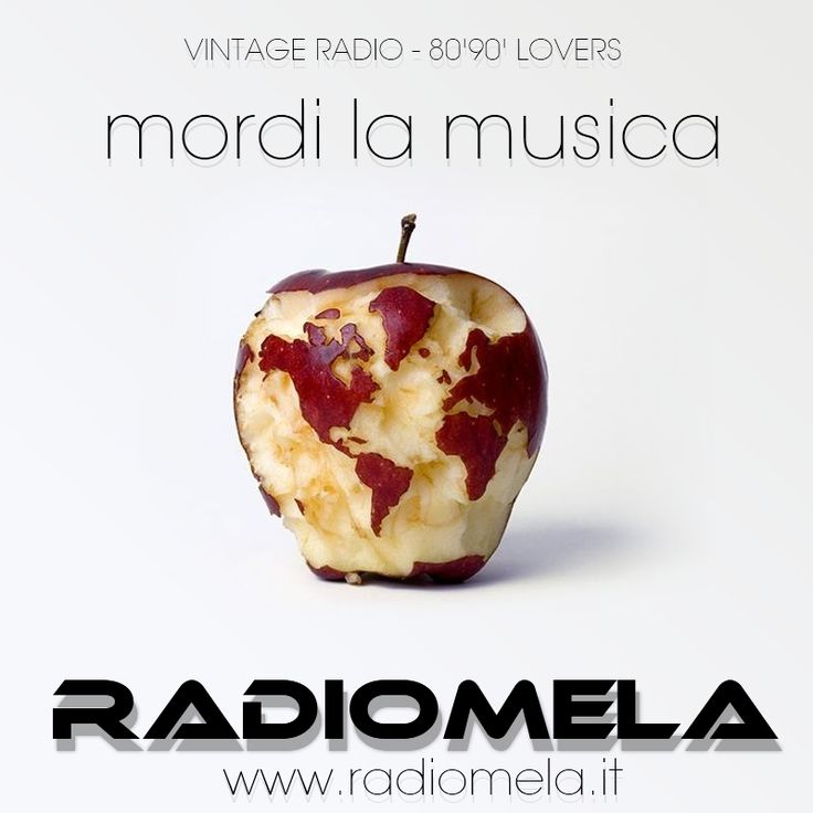 '80'90 lovers radio - http://www.radiomela.it #webradio #8090lovers #vintageradio