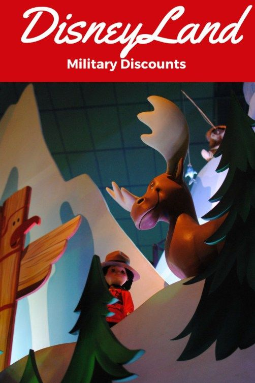 Making heads or tails of the Disneyland Military Discount program at Disneyland Paris can drive anyone insane.