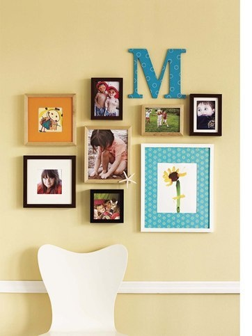 11 best Photo Wall images on Pinterest | Photo walls, For the home ...