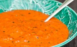 Anote a receita do pesto de pimentão vermelho com páprica - Receitas - Receitas GNT