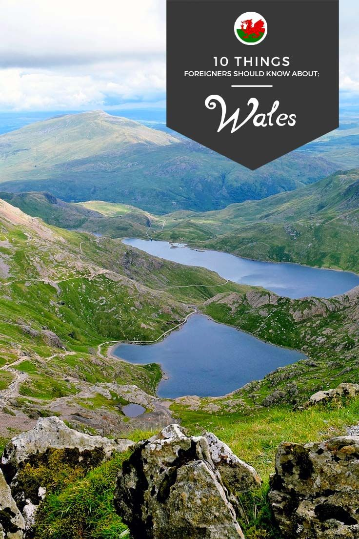 10 Things Foreigners Should Know About Wales