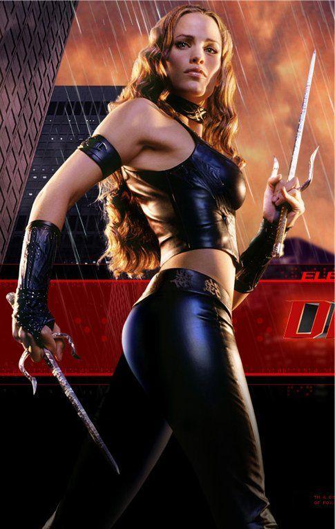 Elektra played by Jennifer Garner