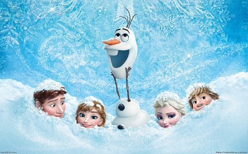 16 awesome ideas to help you throw the ultimate Frozen Party for your Kids.. or you?