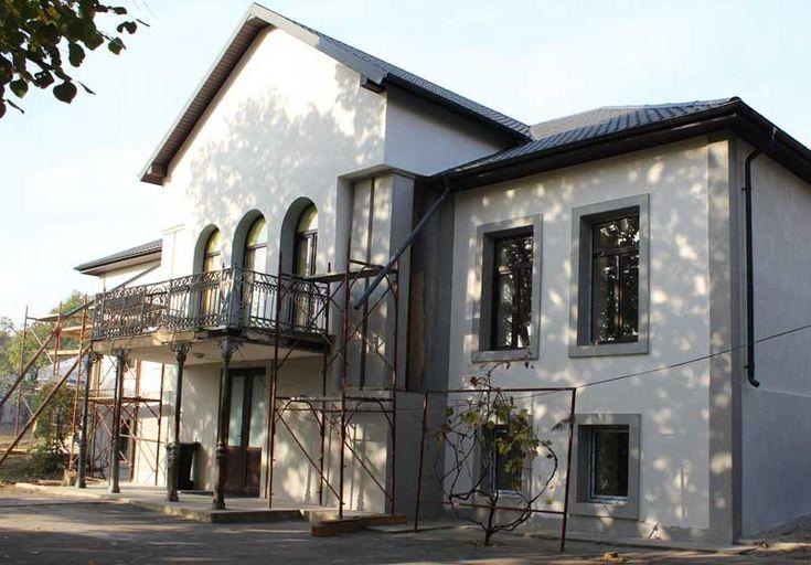 Protoieria Barlad (Casa Greceanu)