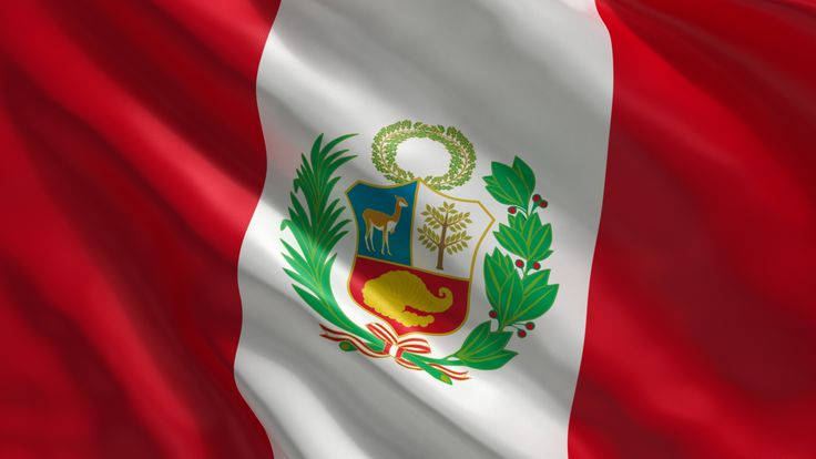 Bandera, peru, flag