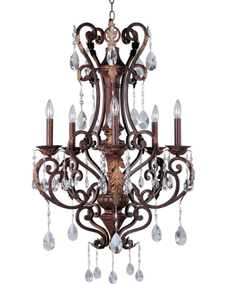11 best Copper Chandeliers images on Pinterest