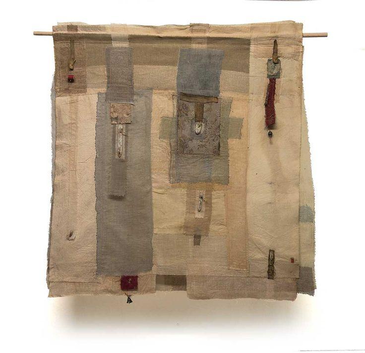 irini gonou, talismanic cloth, 2016