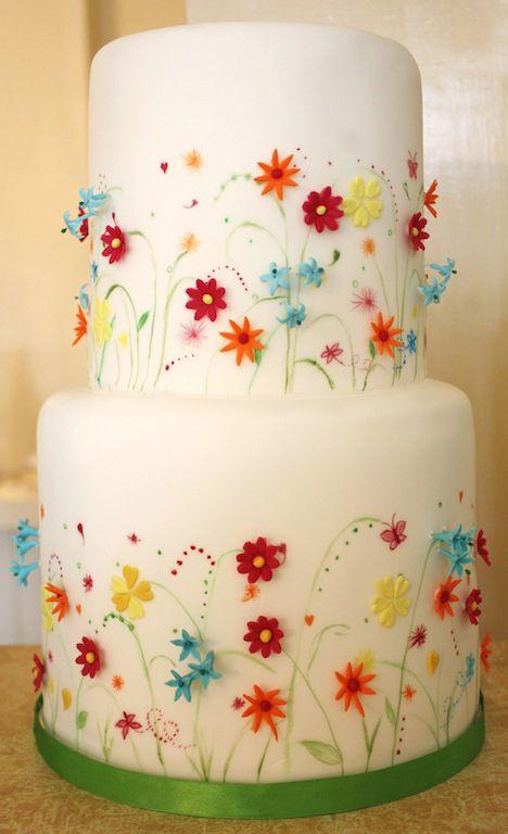 Suzanne Harvey Wedding Cakes